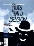Okładka: Heumann Hans-Günter, Blues Piano Session