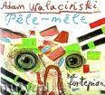 Okładka: Walaciński Adam, Pele-mele na fortepian
