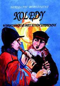 Ok�adka: Bere�nicki Miros�aw, Kol�dy na duet instrument�w w stroju C