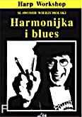 Okładka: Wierzcholski Sławomir, Harmonijka i blues + kaseta MC