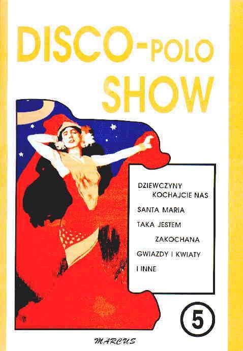 Okładka: , Disco Show cz. 5