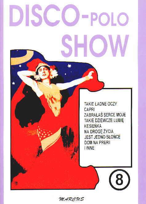Okładka: , Disco Show cz. 8