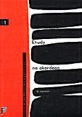 Okładka: Kulpowicz Witold, Etiudy na akordeon cz.1