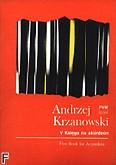 Ok�adka: Krzanowski Andrzej, V Ksi�ga na akordeon solo i kwintet akordeonowy (solo + partytura)