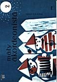 Ok�adka: Chudoba Mieczys�aw, Ma�y akordeonista z. 2