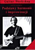 Okładka: Konefał Janusz, Podstawy harmonii i improwizacji - Gitara nie tylko jazzowa + płyta CD