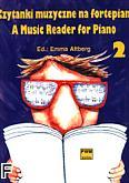 Okładka: Altberg Emma, Czytanki muzyczne na fortepian, z. 2