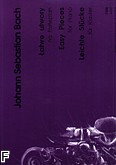 Okładka: Bach Johann Sebastian, Łatwe utwory na fortepian (solo)