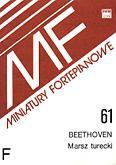 Okładka: Beethoven Ludwig van, Marsz turecki