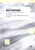 Okładka: Beethoven Ludwig van, Sonata cis-moll op. 27 nr 2