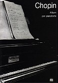 Okładka: Chopin Fryderyk, Chopin