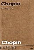 Okładka: Chopin Fryderyk, Scherza. Materiały do analizy