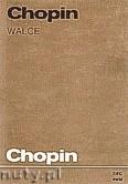 Okładka: Chopin Fryderyk, Walce- materiał do analizy