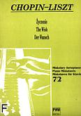 Okładka: Chopin Fryderyk, Liszt Ferenc, Życzenie