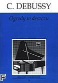 Okładka: Debussy Claude, Ogrody w deszczu