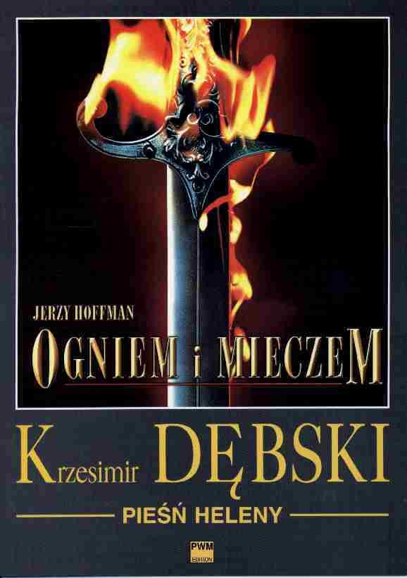 Okładka: Dębski Krzesimir, Pieśń Heleny z filmu