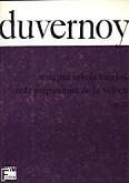 Okładka: Duvernoy Jean-Baptiste, Wstępna szkoła biegłości na fortepian op. 276