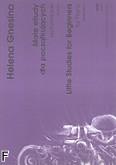 Ok�adka: Gnesina Helena, Ma�e etiudy dla pocz�tkuj�cych wyb�r