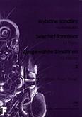Okładka: Hoffman Jan, Rieger Adam, Wybrane sonatiny z. 2