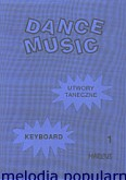 Okładka: , Dance music z. 1