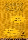 Ok�adka: , Dance music z. 4