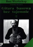 Okładka: Pluszcz Andrzej, Gitara basowa bez tajemnic 1 + kaseta MC