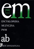 Okładka: , Encyklopedia muzyczna PWM t.1 - ab