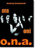 Okładka: , O.N.A. - monografia