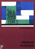 Okładka: Muchenberg Bohdan, Literatura muzyczna