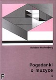 Okładka: Muchenberg Bohdan, Pogadanki o muzyce z.1