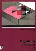 Okładka: Muchenberg Bohdan, Pogadanki o muzyce z.2