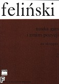 Okładka: Feliński Zenon, Nauka gam i zmian pozycji z. 2
