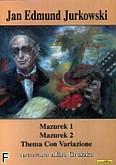 Okładka: Jurkowski Jan Edmunt, Mazurek 1 i 2