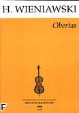 Okładka: Wieniawski Henryk, Obertas op. 19 nr 1