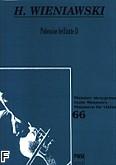Ok�adka: Wieniawski Henryk, Polonaise brillante D-dur op. 4
