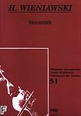 Ok�adka: Wieniawski Henryk, Scherzo tarantelle op. 16
