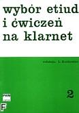 Okładka: Kurkiewicz Ludwik, Wybór etiud i ćwiczeń z. 2