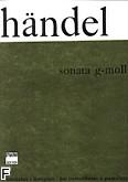 Ok�adka: H�ndel George Friedrich, Sonata g-moll