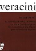 Ok�adka: Veracini Francesco Maria, Sonata h-moll