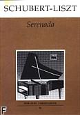 Okładka: Schubert Franz, Liszt Ferenc, Serenada