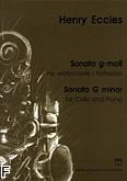 Okładka: Eccles Henry, Sonata g-moll