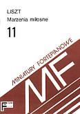 Okładka: Liszt Franz, Marzenia miłosne - Nokturn III