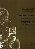 Okładka: Wojciechowska Zdzisława, Dwudźwięki na wiolonczelę