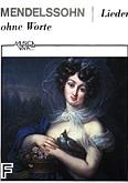 Okładka: Mendelssohn-Bartholdy Feliks, Pieśni bez słów