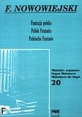 Okładka: Nowowiejski Feliks, Fantazja polska