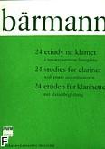 Ok�adka: B�rmann Carl, 24 etiudy