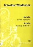 Ok�adka: Woytowicz Boles�aw, Sonata