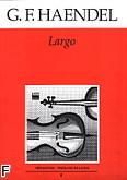 Okładka: Händel George Friedrich, Largo
