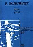 Ok�adka: Schubert Franz, Impromptu, op. 142 nr 4