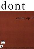 Ok�adka: Dont Jacob, Etiudy przygotowawcze do etiud Kreutzera i Rodego op.37 (na skrzypce)